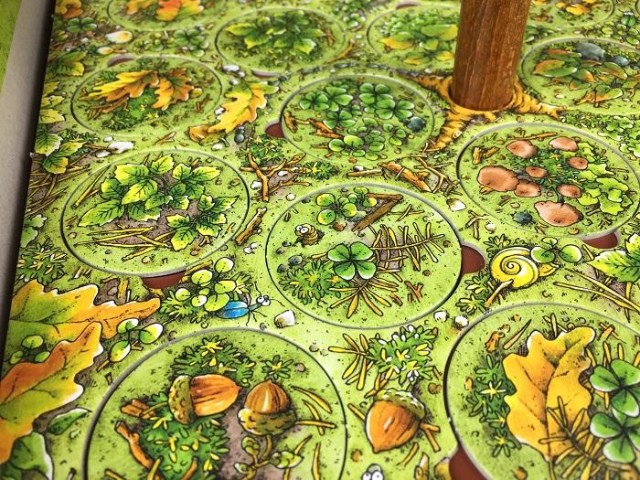 Spieletipp: Kinderspiele ab 4 Jahren - Purzelbaum von Zoch