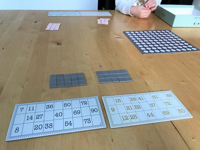 30am30 - Bingo-Spiel