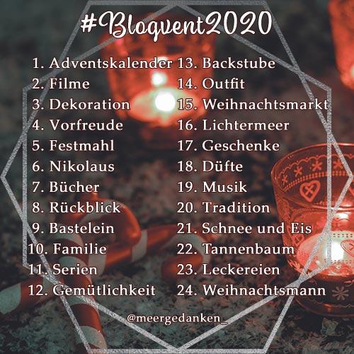 30am30 - Blogvent 2020