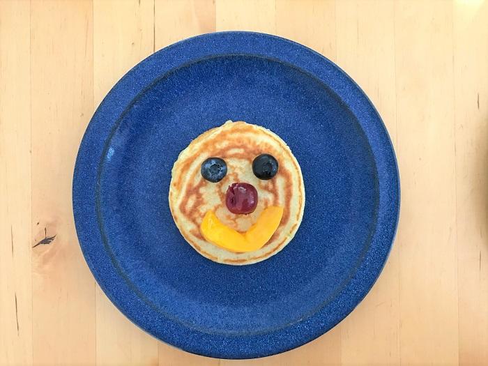 30am30 - 30 schöne Momente im November 2020 - Pancakes zum Frühstück