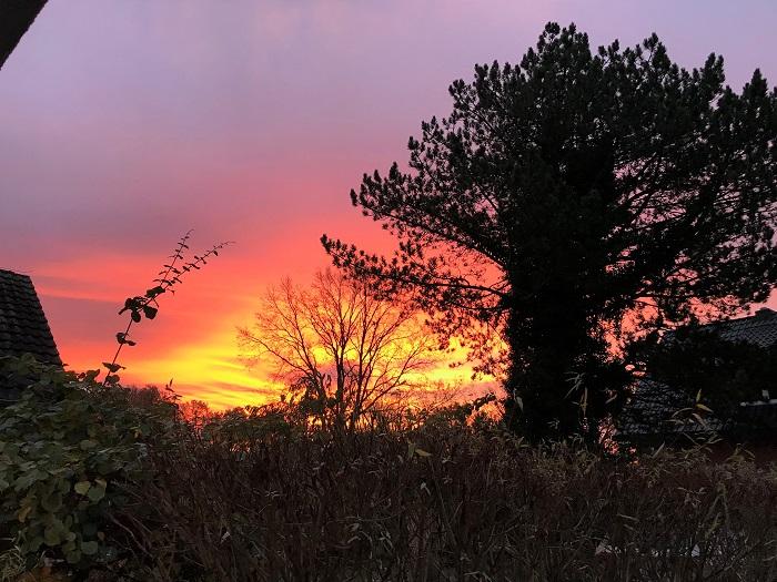 30am30 - 30 traumhafte Momente im November 2020 - Sonnenaufgang