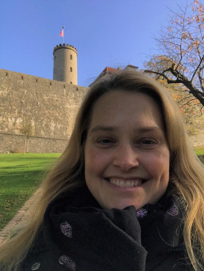 30am30 - 30 schöne Momente im November 2020 - Spaziergang an der Sparrenburg