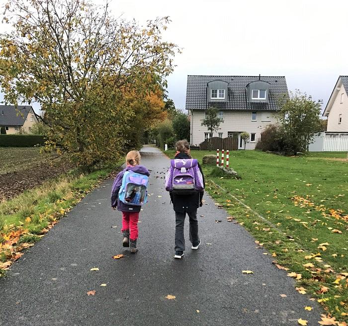 30am30 - auf dem Weg zur Schulanmeldung