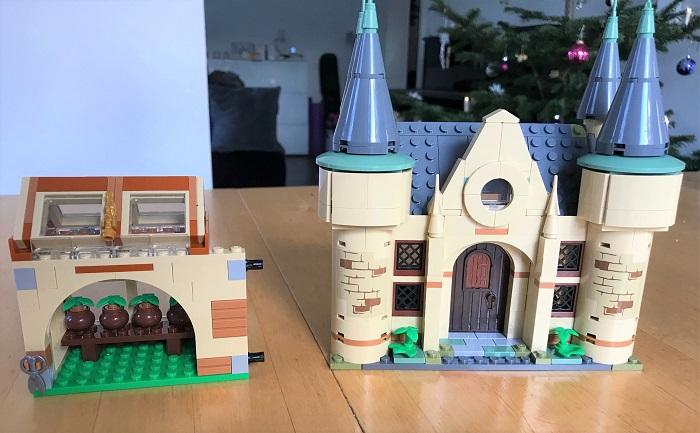 30am30 - 30 schöne Momente im Dezember 2020 - Harry Potter Lego