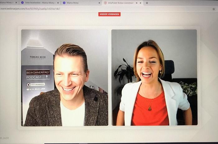 30am30 - 30 schöne Momente im Dezember 2020 - Webinar Mareike Awe und Tobias Beck