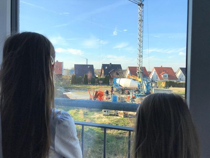 Mein Jahresrückblick 2020 - Corona mit Kindern - Baustelle gucken