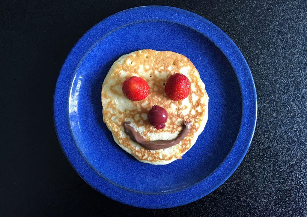 leckeres Familienrezept: Pancakes zum Frühstück