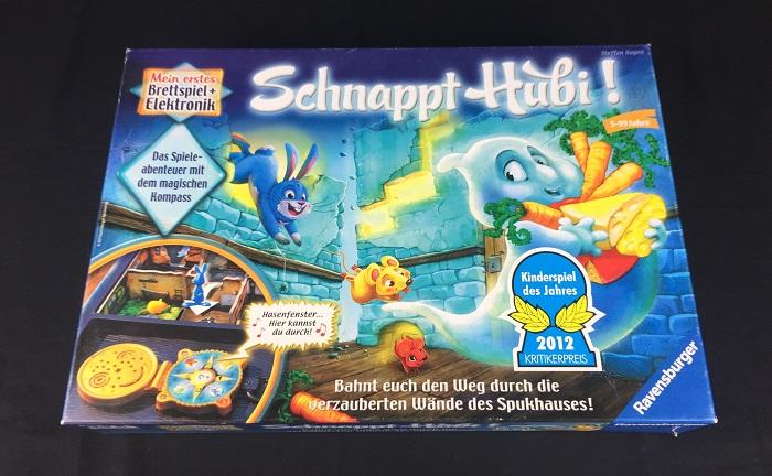 Spieletipp: Kinderspiele ab 5 Jahren - Schnappt Hubi von Ravensburger