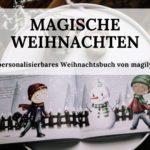 magily personalisierbares Weihnachtsbuch - Titelbild