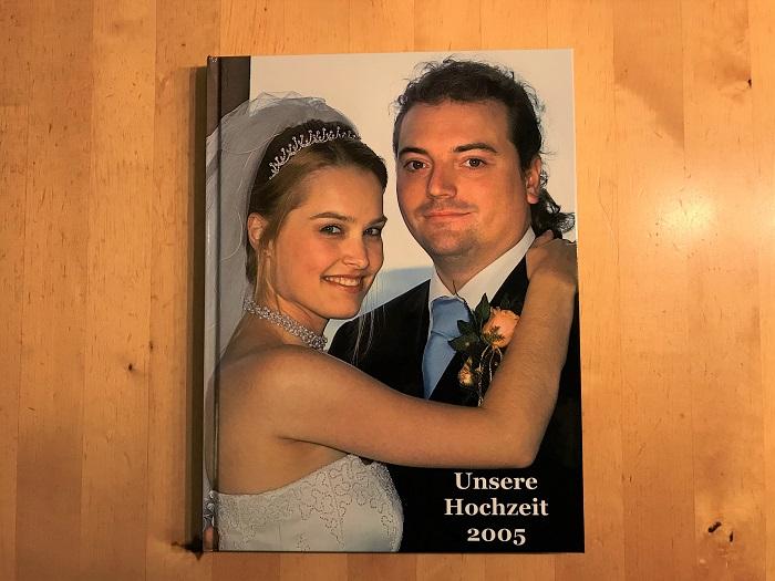 30am30 - Fotobuch Hochzeit
