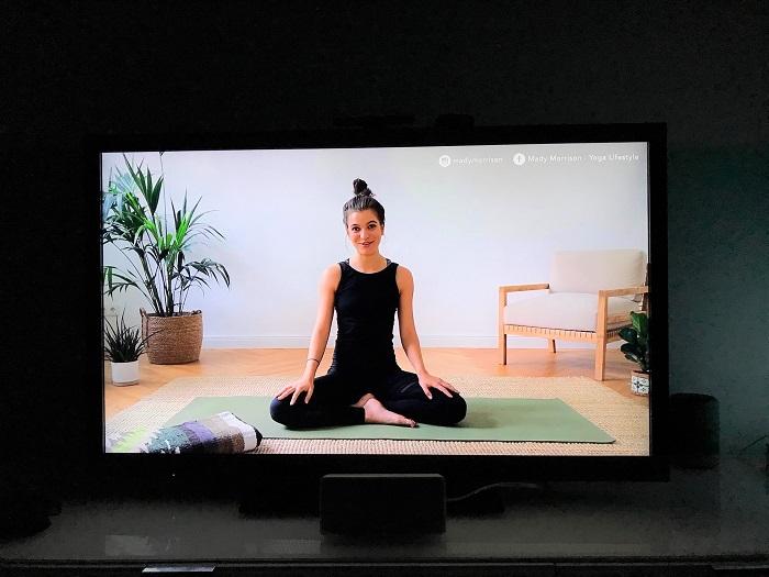 30am30 - 30 schöne Momente im Januar 2021 - Yoga Challenge mit Mady Morrison