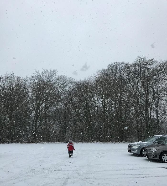 30am30 - es schneit