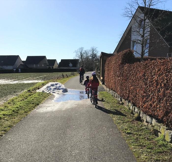 30am30 - Fahrradtour