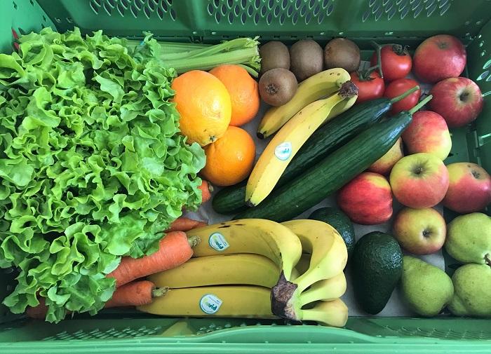 30am30 - 30 schöne Momente im April 2021 - Obst- und Gemüsekiste