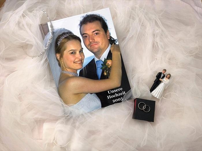 Mein Hochzeits-Fotobuch