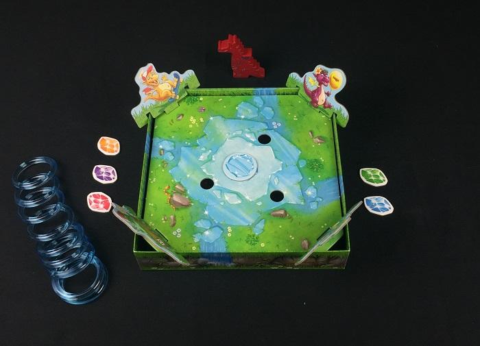 Spieletipp: Kinderspiele ab 5 Jahren - Funkelschatz von HABA