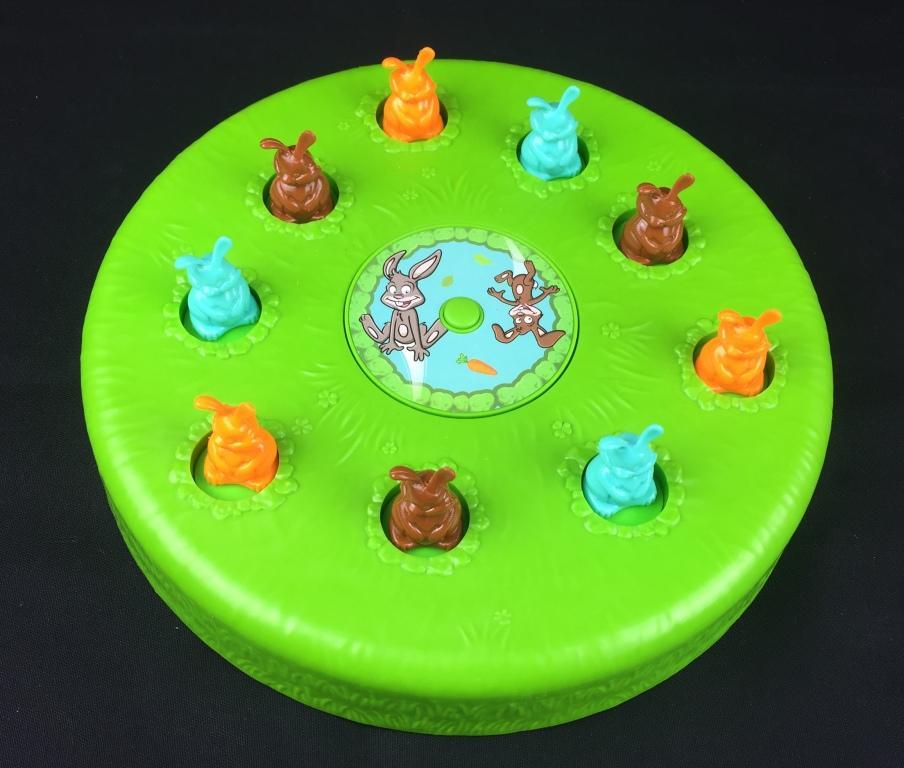 Spieletipp: Kinderspiele ab 5 Jahren - Hoppla Hoppel von Noris Spiele