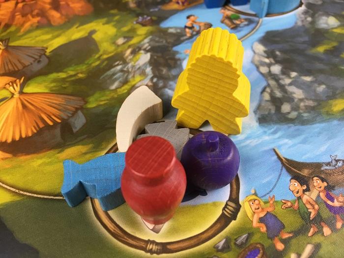 Spieletipp: Kinderspiele ab 5 Jahren - Stone Age Junior von Hans im Glück