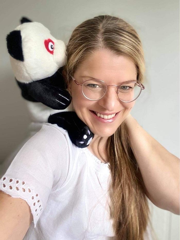 """Buchtipp """"Geliebtes Herzenskind"""" von Bianca Batanas - Die Autorin mit dem kleinen Panda Paul"""