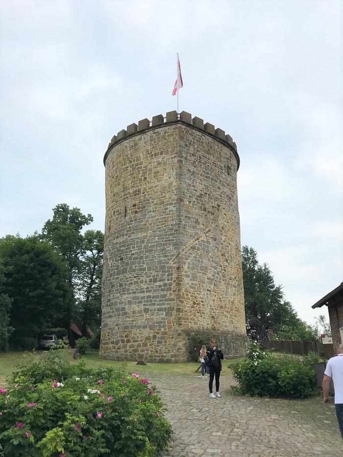 30am30 - 30 schöne Momente im Juni 2021 - Burg Ravensberg