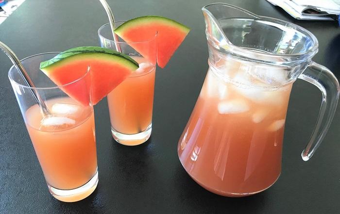 30am30 - 30 schöne Momente im Juni 2021 - Wassermelonen-Eistee