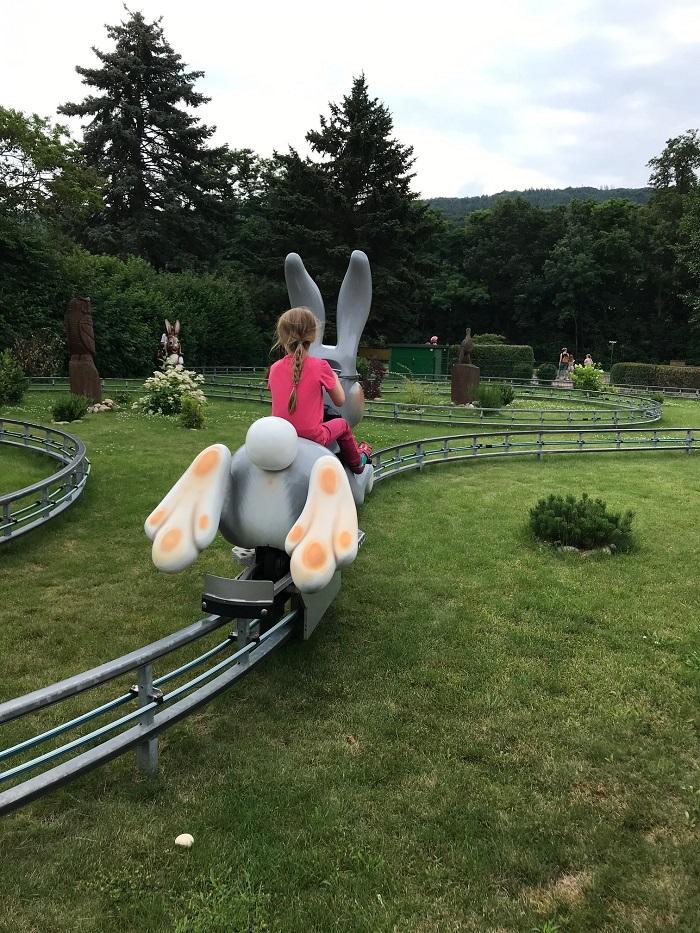 30am30 - 30 schöne Momente im Juli 2021 - Besuch im Pottspark