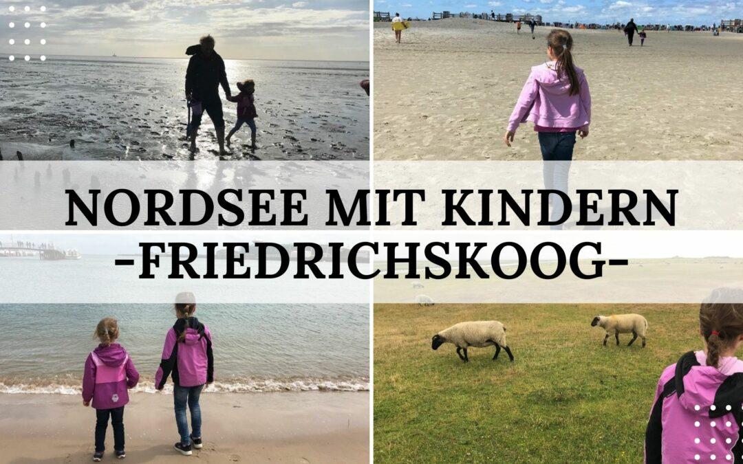 Nordsee mit Kindern: Urlaub in Friedrichskoog
