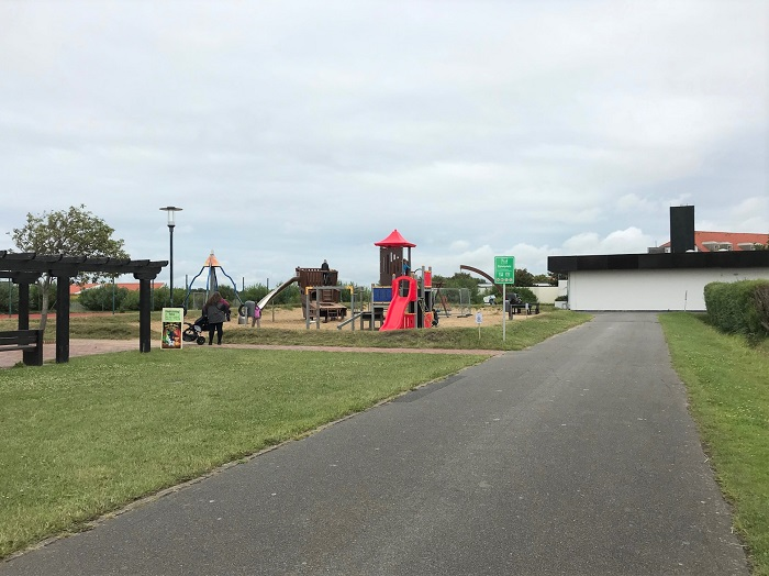 Nordsee mit Kindern - Urlaub in Friedrichskoog: Spielplatz